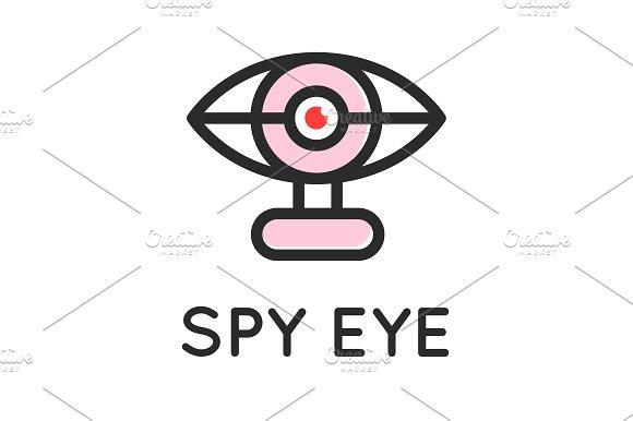 Spy Eye Icon