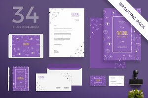 Branding Pack | Cooking Workshop