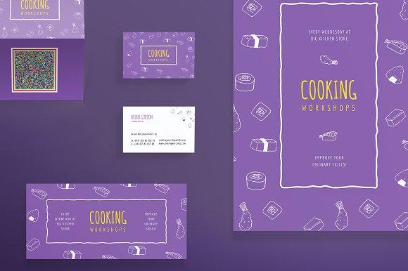 Print Pack   Cooking Workshop