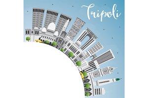 Tripoli Skyline