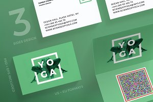 Business Cards | Science of Yoga
