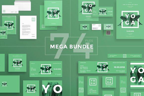 Mega Bundle   Science of Yoga