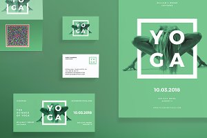 Print Pack | Science of Yoga