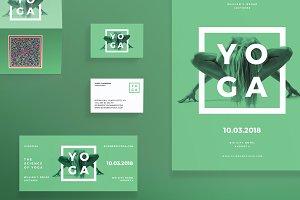 Print Pack | Science of Yoga
