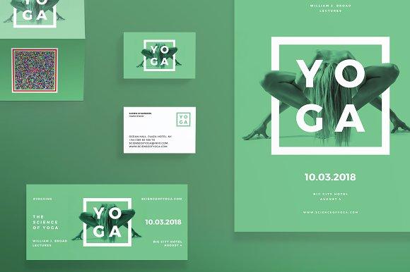 Print Pack   Science of Yoga