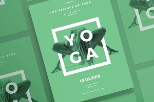 Posters | Science of Yoga