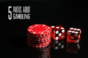 5 Photos about Gambling