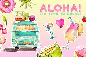 Aloha!!! Time to Relax
