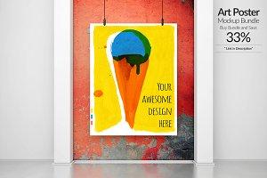 Flyer Design Mockup