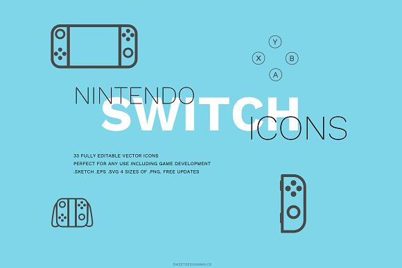 cf3333bd910 Download Computer Icons Nintendo Switch Circle Clip Art 378886 Png.  Nintendo Switch Icon Set Icons Creative Market