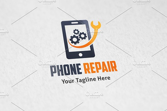 Phone Repair - Logo Template in Logo Templates