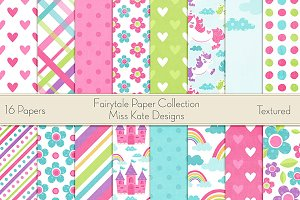 Fairytale Paper Collection