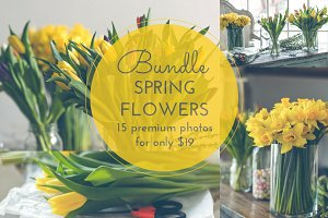 Spring Flowers Bundle