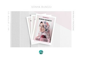 Sonya Bunggi Minimal Magazine