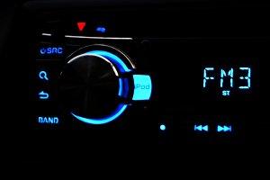 Car FM radio