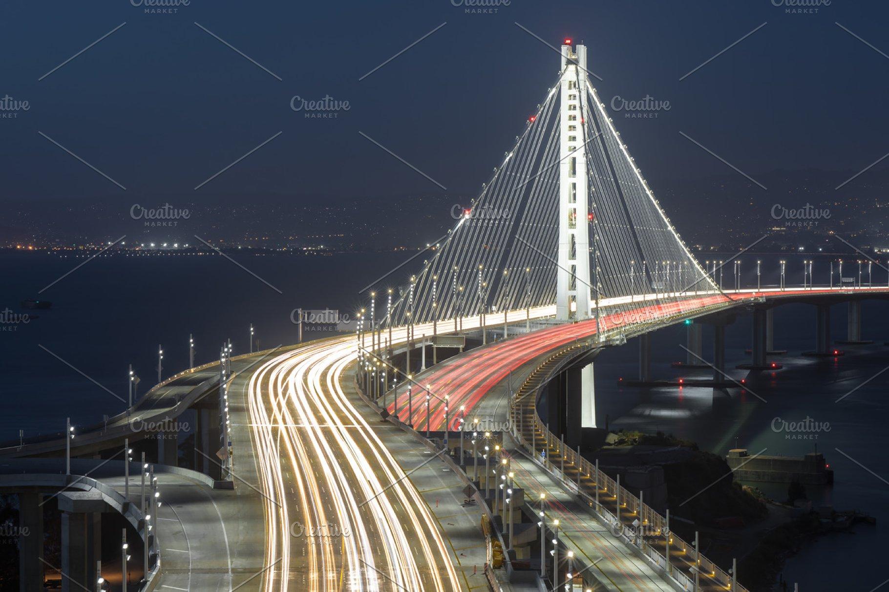bay bridge traffic san francisco