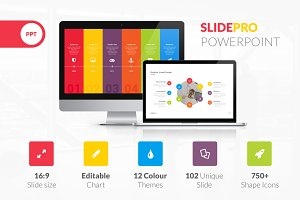 SlidePro Powerpoint Presentation