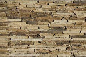 Stone cladding seamless texture