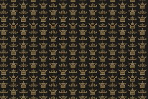art deco background pattern
