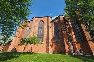 Luebecker Dom in Luebeck