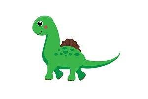 Cute little Dinosaur