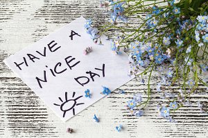 "Quote ""Have a nice day"""