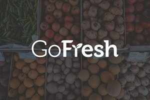Go Fresh Logotype