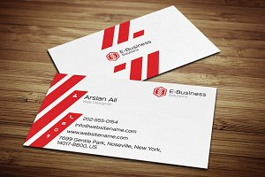 Modern Business Card 03