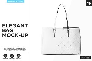 Elegant Bag Mock-up