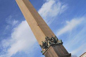 Obelisk Vatican