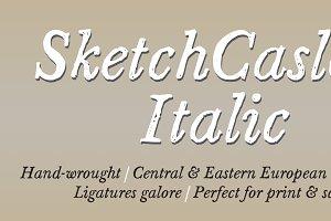 Sketch Caslon