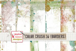 Color Crush 36 {borders}