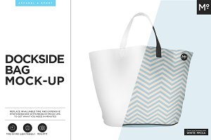 Dockside Bag Mock-up