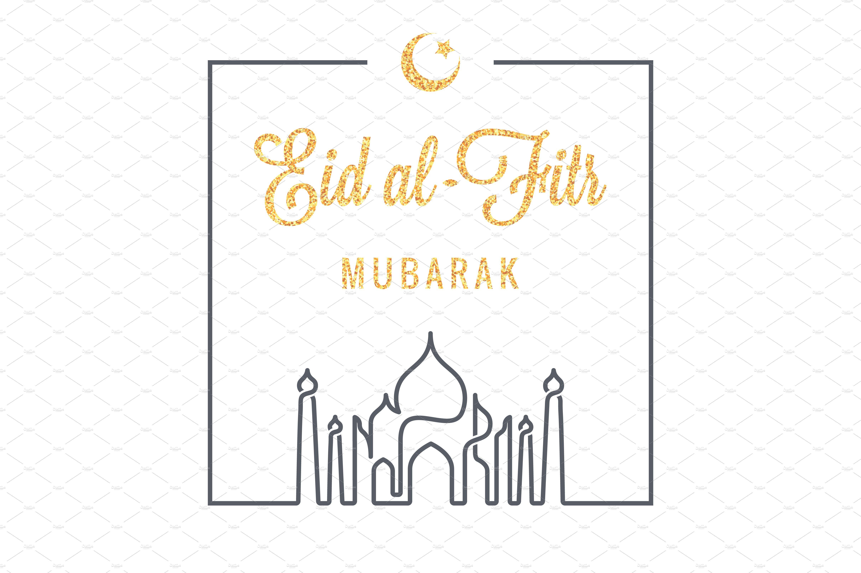Eid Mubarak Calligraphy Photos Graphics Fonts Themes Templates