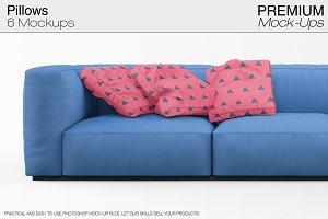 Pillow Mockups