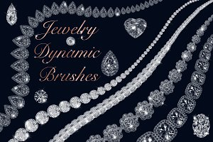 Jewelry Dynamic Brushes