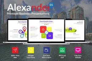 Alexander  Business Presentations