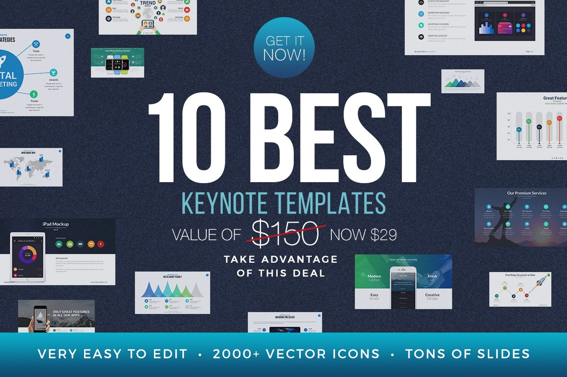 Best PowerPoint Templates Bundle ~ Presentation Templates ~ Creative ...