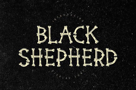 Black Shepherd