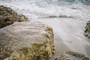 seaside portrait