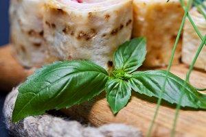 Sandwich pita bread roll