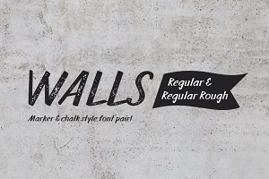 Walls Regular & Walls Rough Regular