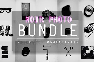 Noir Photo Bundle