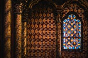 Saint Chapelle Window