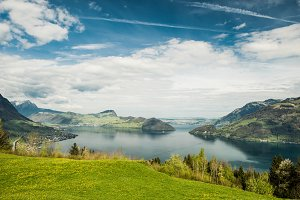 Vierwaldstättersee, Switzerland