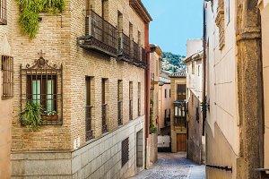 Street of Toledo