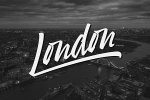 London Calligraphy