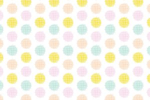 Crosshatch Dots Vector Pattern