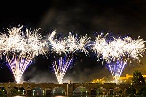 San Juan Fireworks 2017