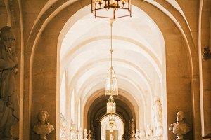 Hallway in Versailles